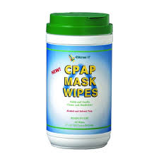 CPAP Mask Wipes Rochester Oxygen and CPAP clean cpap machine