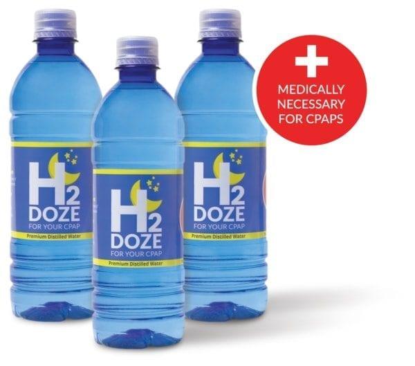 H2Doze cpap machine supplies rochester oxygen
