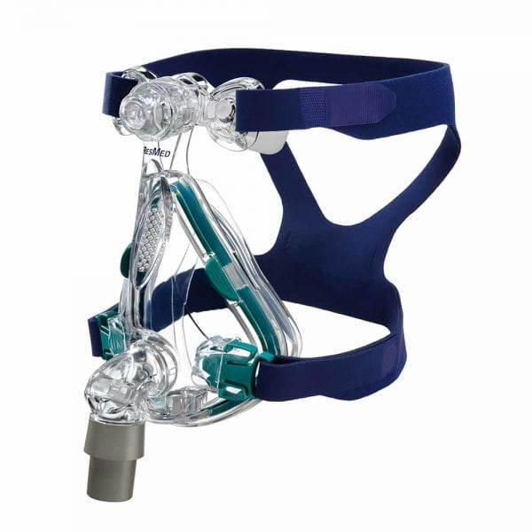Mirage Quattro™ Full Face Mask Complete System cpap masks sleep apnea rochester